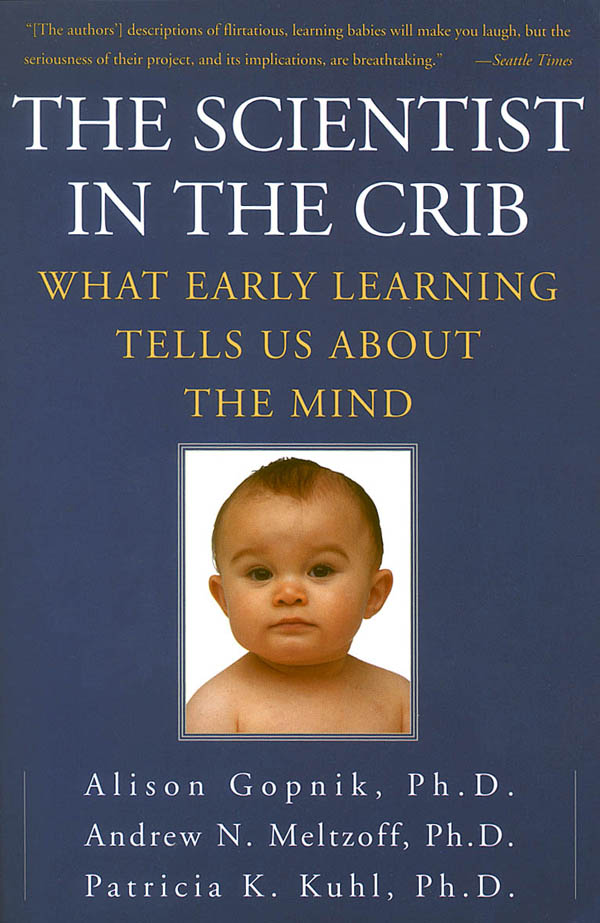 How We Learn By Alison Gopnik - University of Notre Dame
